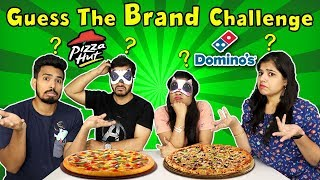 Guess The Brand Of Junk Food Challenge | Junk Food Eating Challenge