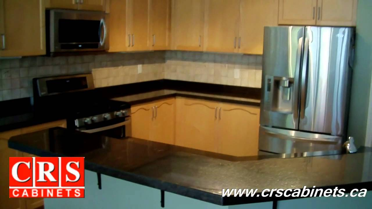 Cabinet Reface By CRS Cabinets   Summer Flame Door Style 10600