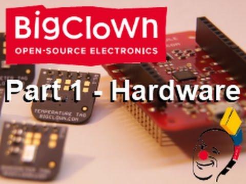 Bigclown IOT Alpha kit - Part 1: Hardware