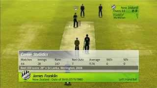 Brian Lara International Cricket 2007 - ICC CRICKET WORLD CUP 2007