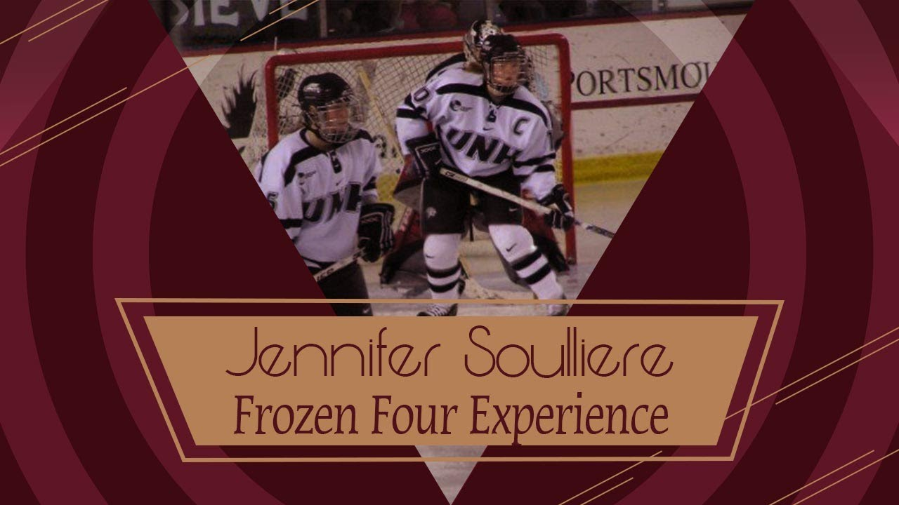 Goal punched ticket to Frozen Four