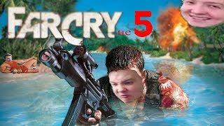 Jeens играет не в Far Cry 5 . УРОКИ ПИКАПА ОТ ДЖИНСА . Письки , сэкс , трах.