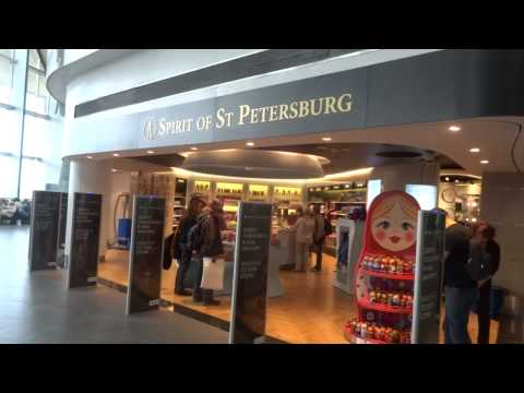 The Moodie View: The Nuance Group @ Pulkovo St Petersburg Airport - Specialist Retail