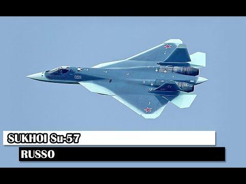 Sukhoi Su-57 Russo