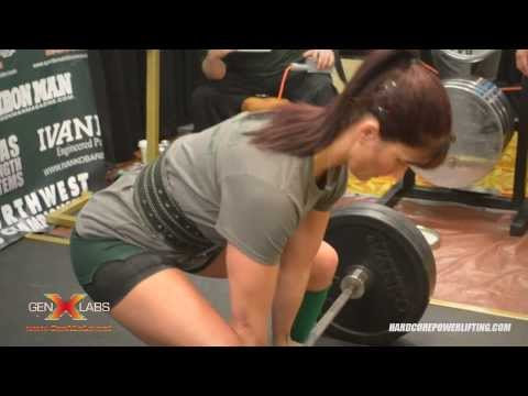 Gen X Labs' Women's Hardcore Powerlifting Pacific Northwest Championship