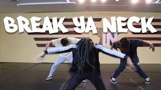 BUSTA RHYMES - BREAK YA NECK | #theINstituteofDancers | choreography Rita Mosley