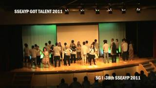 38th SSEAYP : SG-I Final Presentation - Thailand Dance Songs :D