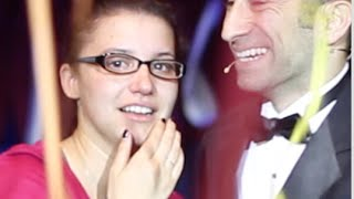 Best Proposal Ever (You will cry)! Featured in TIME!  (EPIC at 2:50) Singing Flash Mob, May 2015