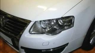 Folie statt Lack - Vollverklebung bei einem VW Passat - Wrap It!
