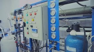 Как делают газированную воду? Крым, Курган CompactTV