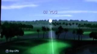 Tiger Woods PGA Tour 10 PS2 Gameplay 1
