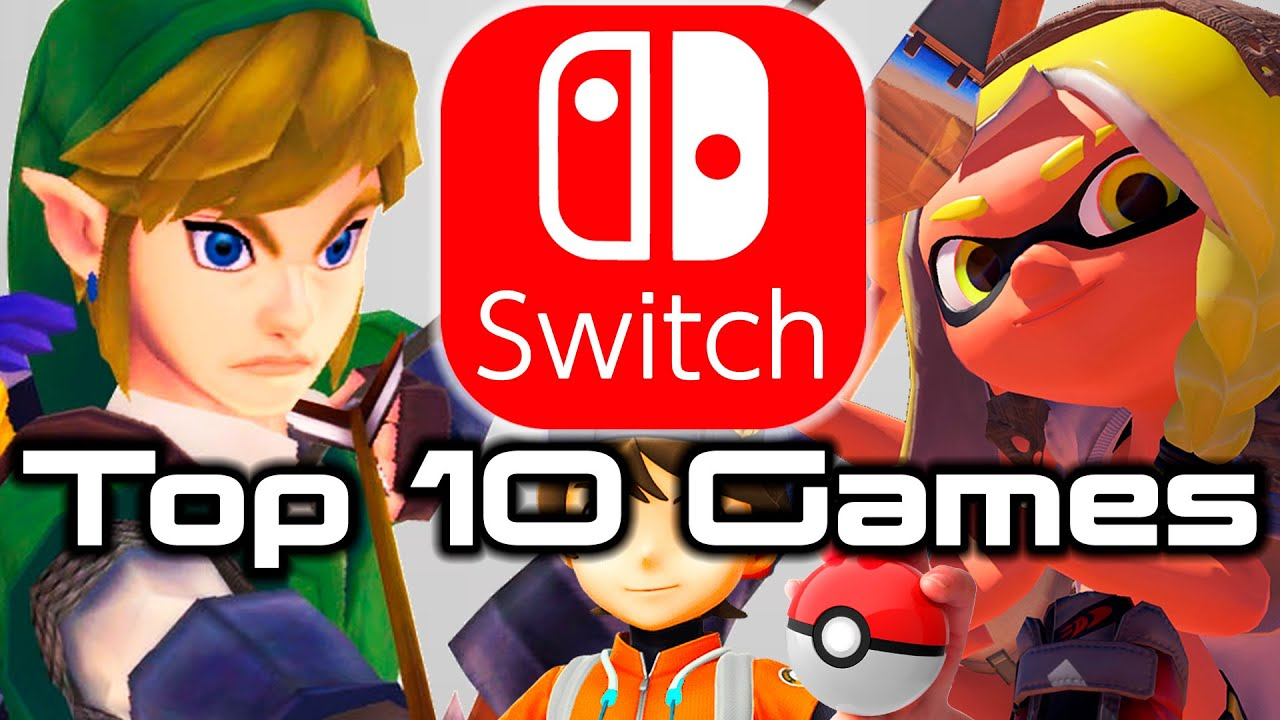 Top 10 Upcoming Nintendo Switch Games 2021-2022!