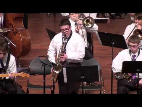 Crystal Silence, CBC Jazz Band (Nashville 2015)
