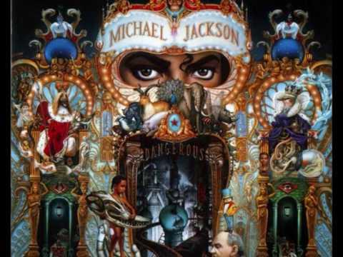 Michael Jackson - Dangerous - She Drives Me Wild
