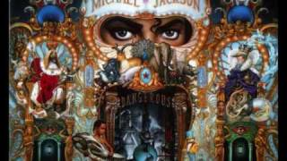 Michael Jackson - Dangerous - She Drives Me Wild