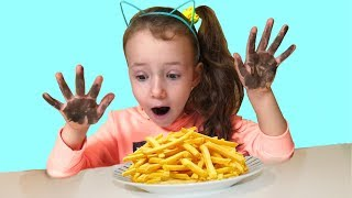 Wash Your Hands, video for kids, Ulya