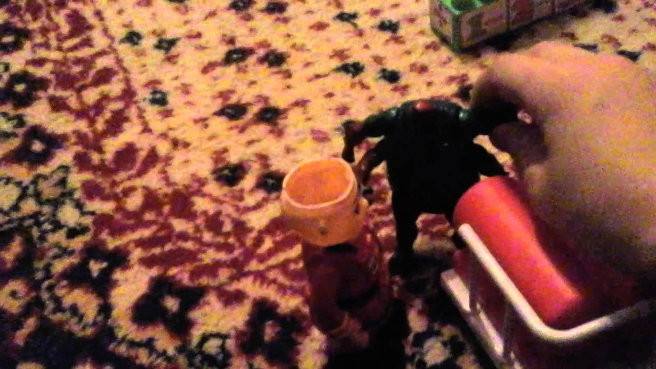 Сериал игрушки эпизод 1(сезон 1 ) - YouTube