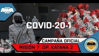 ArmA 3 | Clan ArgA | Katana 2 - Covid 20-1