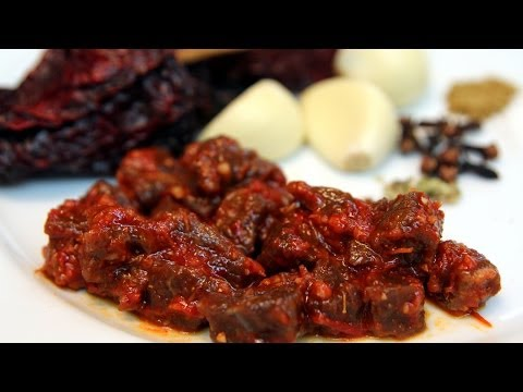Beef Chorizo – Mexican Recipe – CookingWithAlia