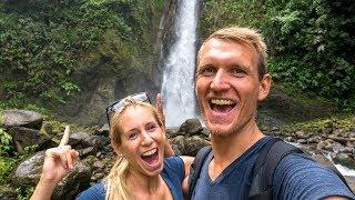 Abenteuer Wanderung zum Aquiares Wasserfall Turrialba • Costa Rica Roadtrip | VLOG #277