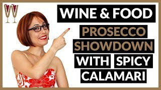 Prosecco Valdobbiadene Sparkling Wine And Food Pairing