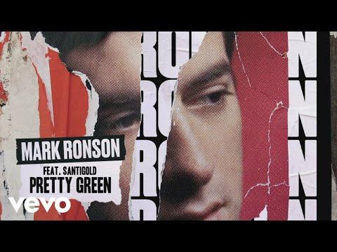 Mark Ronson – Pretty Green ft. Santigold