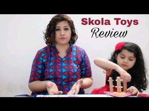 Skola Toys Review - STEM educational toys