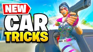 Tips & Tricks You *NEED* to Know About the NEW Fortnite Cars!