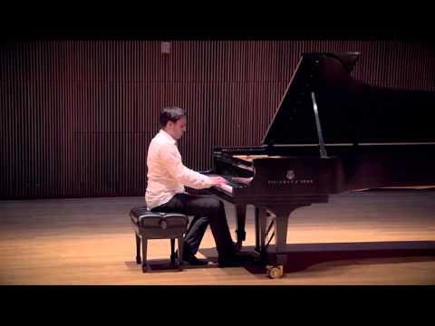 Jean-Philippe Sylvestre, Scarlatti Sonate K.208