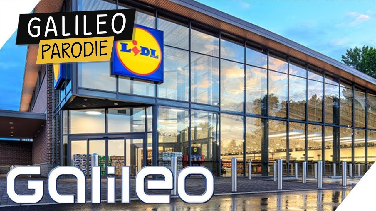 Download Der modernste LIDL der WELT | Galileo | Prosieben Parodie 8