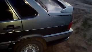 Обзор.  ВАЗ 2115 2005 г. ( моя машина)