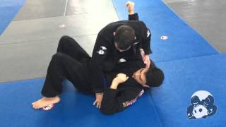 Mark Ramos – Sneaky Armbar from Side Control