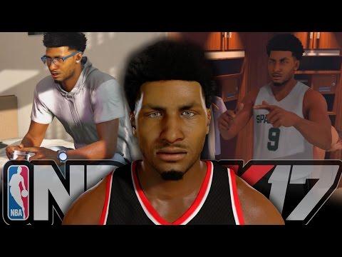 NBA 2K17 MyCAREER - Creation Of Shawn Harris! Midnight Mania Game