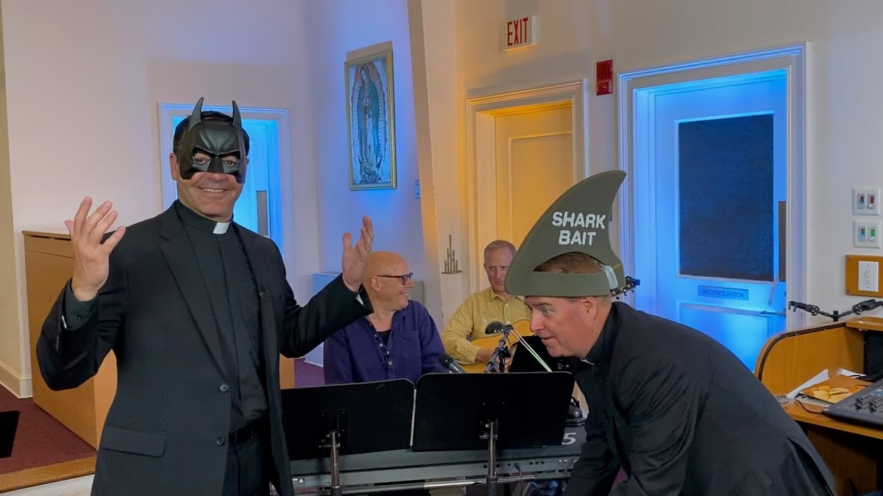 Father Chris' Streamline (Episode 86)