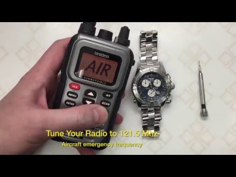 How To Test The Breitling Emergency Watch