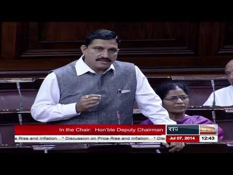 Mr. Y S Chowdary's speech on the discussion on Price Rise and Food Inflation