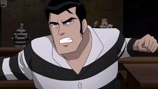 Bruce Wayne in prison | Batman: Gotham by Gaslight