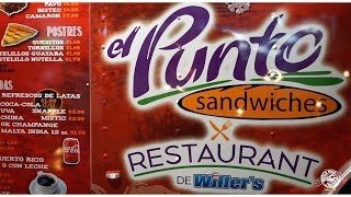 World Food Trucks Show (El Punto Sandwiches) Episode 47