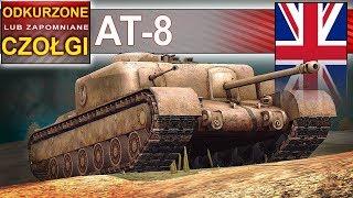 AT 8 - z małą plujką - jak sobie radzi? - World of Tanks