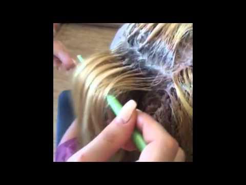 Секреты красоты от Жанны Максимовой. Окрашивание нарощенных волос