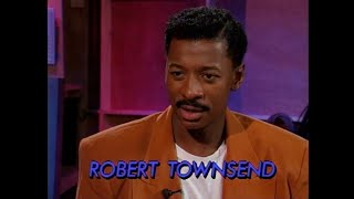 Dialogue with Black Filmmakers - Robert Townsend