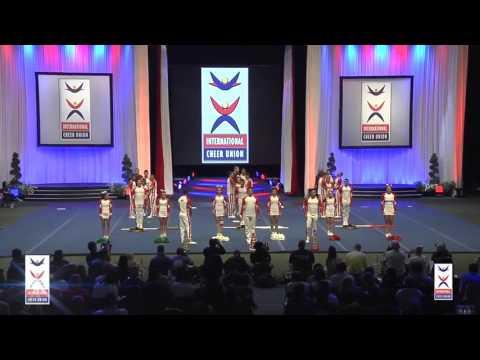 TEAM MEXICO (COED ELITE) -2016 ICU WORLD CHEERLEADING CHAMPIONSHIP