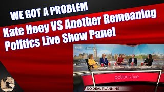 Kate Hoey VS Another Remoaning Politics Live Show Panel