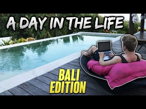 A Day In The Life Of Hayden Bowles - BALI EDITION
