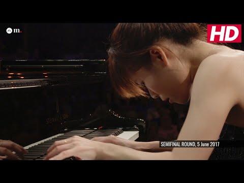 #Cliburn2017 Semifinal Concerto - Rachel Cheung - Mozart: Piano Concerto No. 20 in D Minor, K. 466
