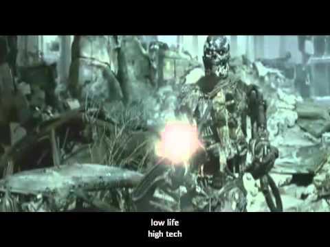 Grendel - New flesh music video (Terminator salvation)