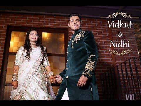 WEDDING TEASER 2019   VIDHUT ❤ NIDHI   MUMBAI   BOOK OUR PHOTOGRAPHER