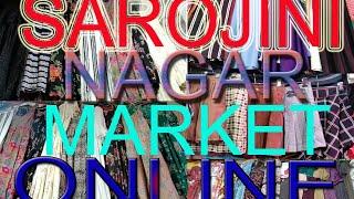 #by SAROJINI NAGAR market | summer WINTER | COLLECTION IN new Delhi | Indias good SHOPPING place R N