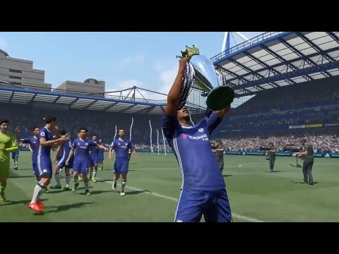What Happens When Alex Hunter WINS the Premier League? (FIFA 17 The Journey)