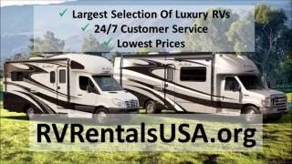 RV Rental Las Vegas | RVRentalsUSA.org | Monthly Deals